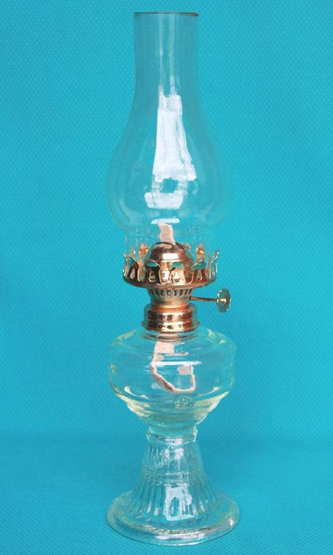 4分芯スタンドランプ レトログラス(ウラン)  4分芯スタンドランプレトログラス(ウラン) (商